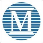 Первая версия логотипа Moody's