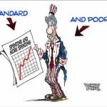 Карикатура о названии S&P
