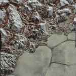 Цветная фотография Плутона (июль 2014)