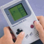 Портативная приставка GameBoy