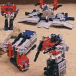 Трансформер Optimus Prime