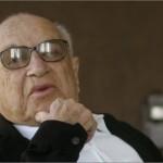 Фридман в старости (за год до смерти)