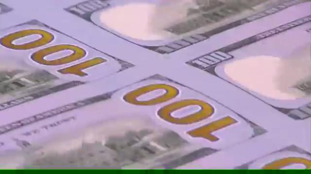 Производство стодолларовых банкнот (часть 1)