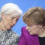 С Ангелой Меркель