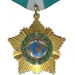 Орден дружбы, Россия
