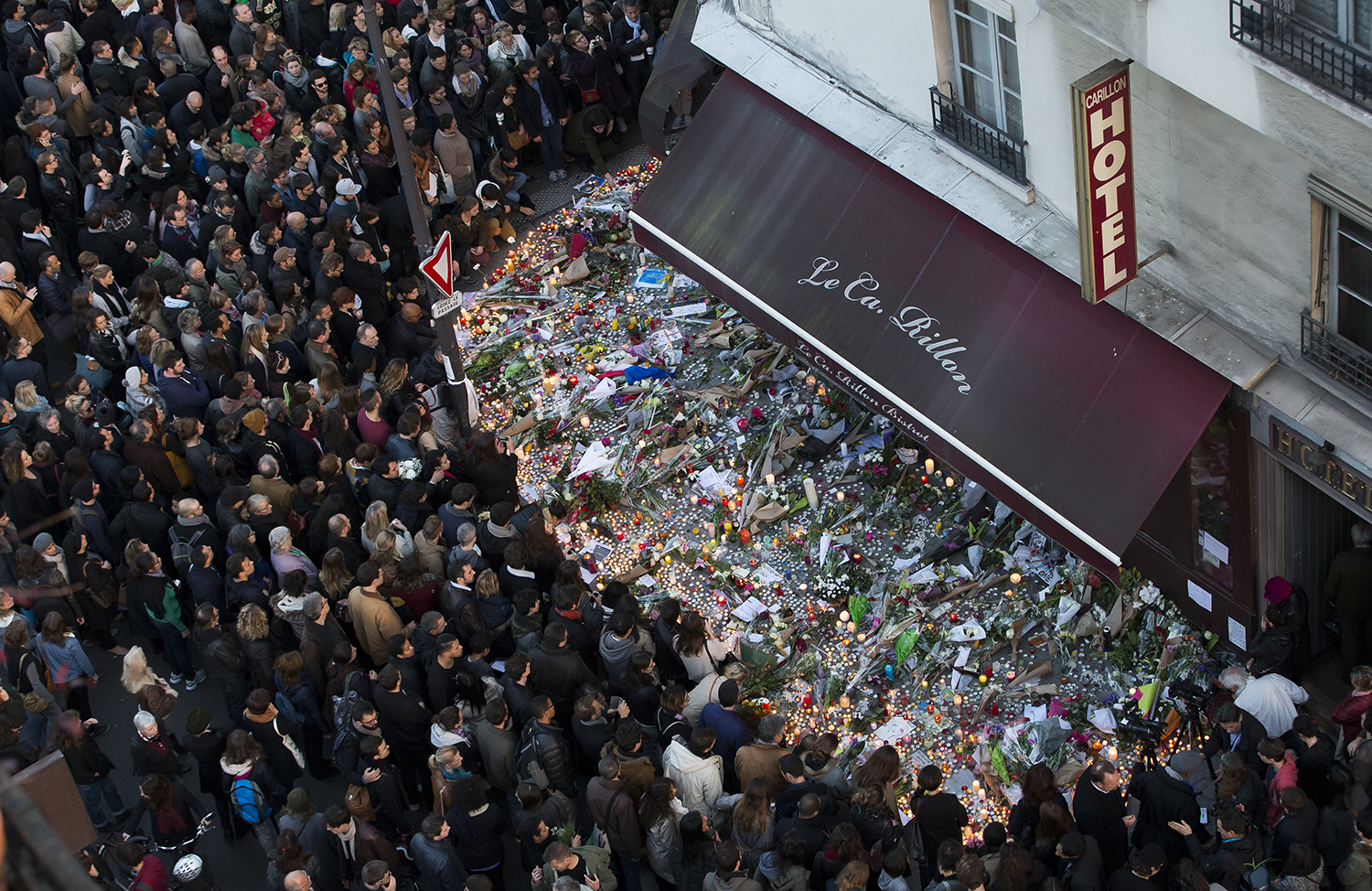 Attacks in Paris aftermath