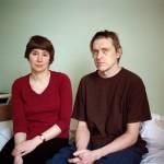 Екатерина Шульман с мужем
