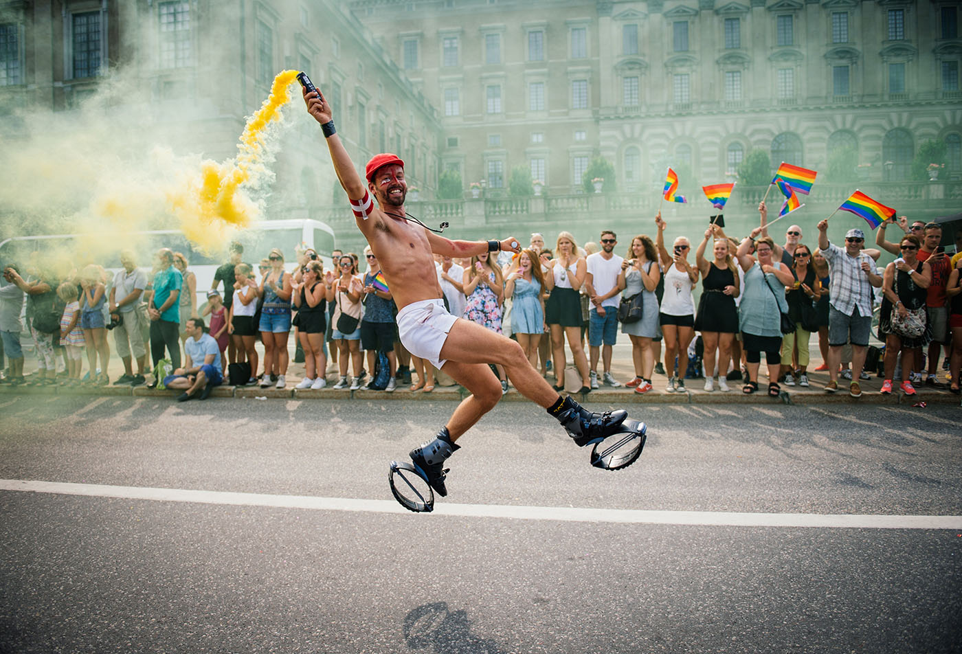 SWEDEN-GAY-PRIDE-PARADE