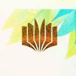 Золотая книга, которая меняет цвет при наклоне