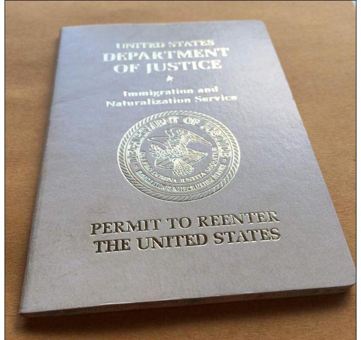 Разрешение на въезд в США
