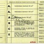 Водительские права Монако