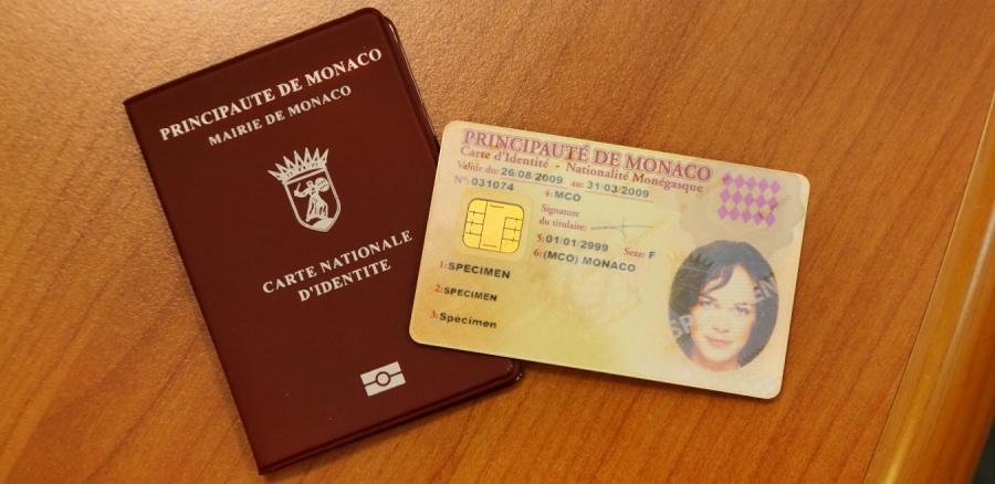 Документы паспорт Монако
