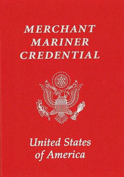 Паспорт моряка США