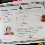 Citizen Certificate