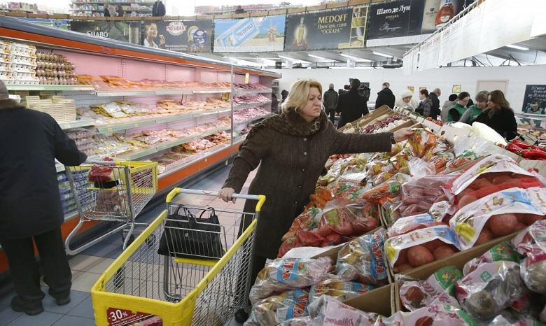 Потребительская корзина в Украине
