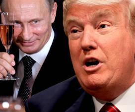 Путин поздравил Трампа
