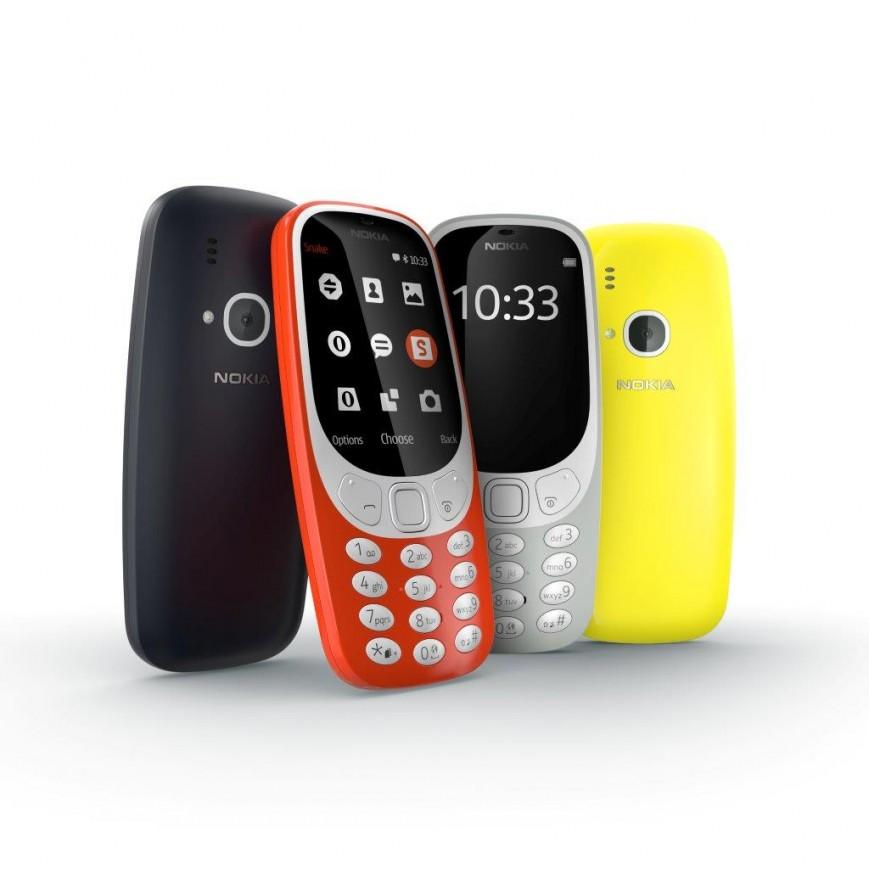 Переизданный Nokia 3310