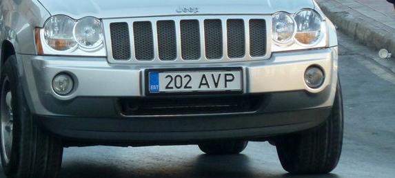 EST auto numbers