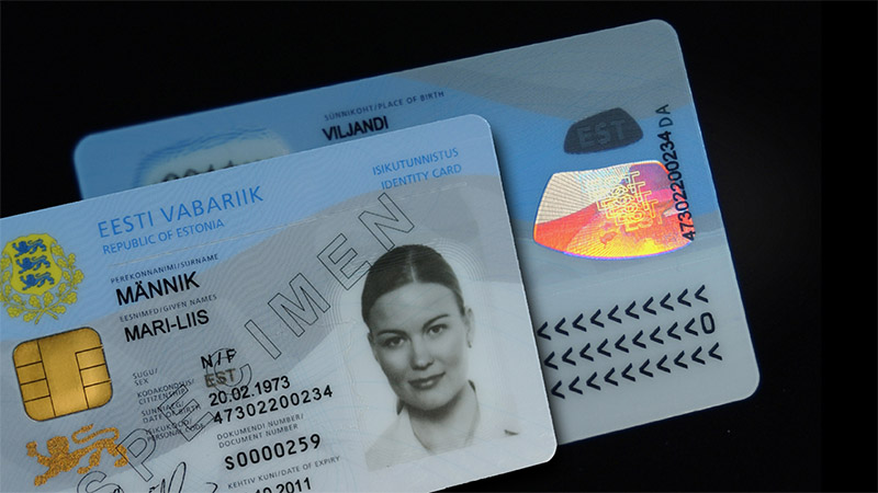 ID-карта гражданина Эстонии