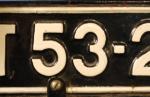 Номера Эстонии в советское время (1950-е)