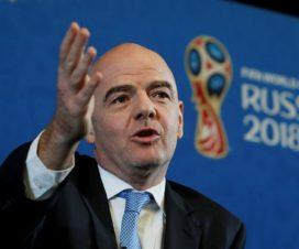 Джанни Инфантино, президент ФИФА