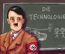 Зло от технологий