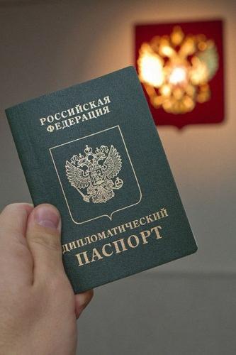 Диппаспорт РФ