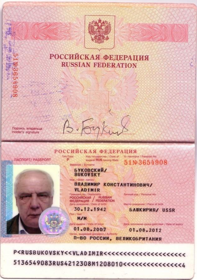 Загранник РФ