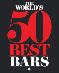 The best bars logo