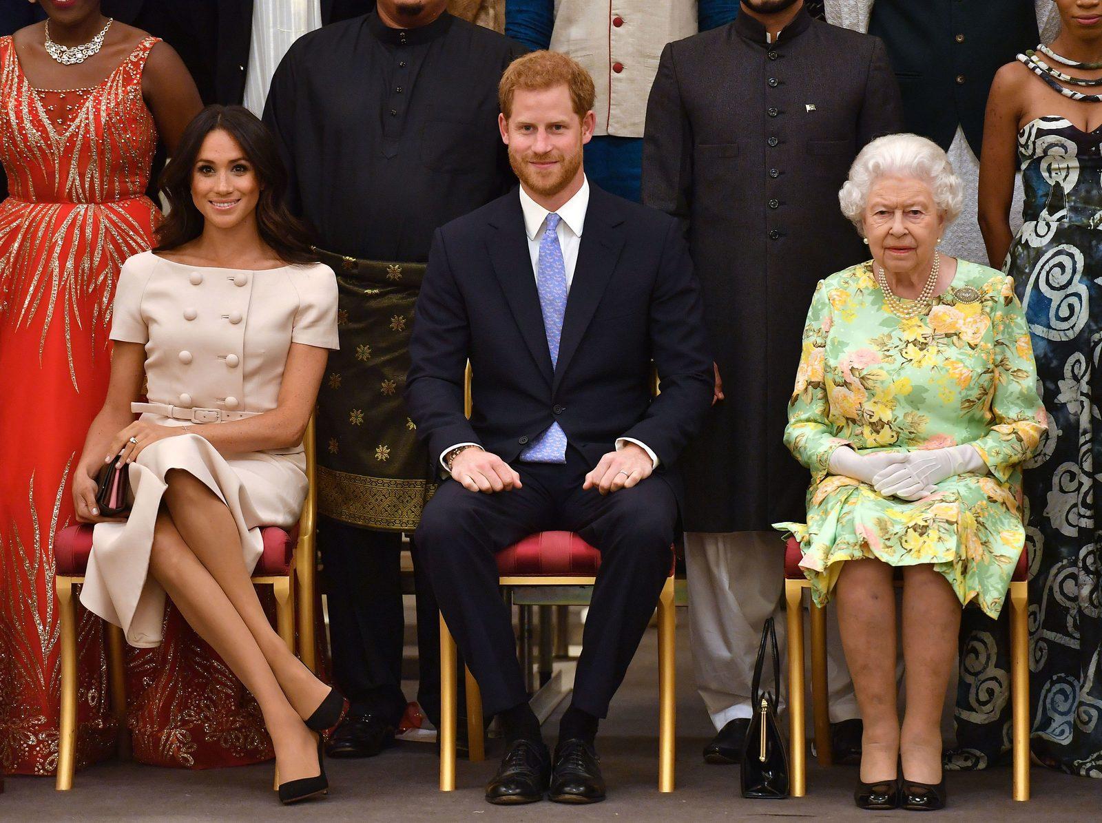 Принц Гарри отказался от короны
